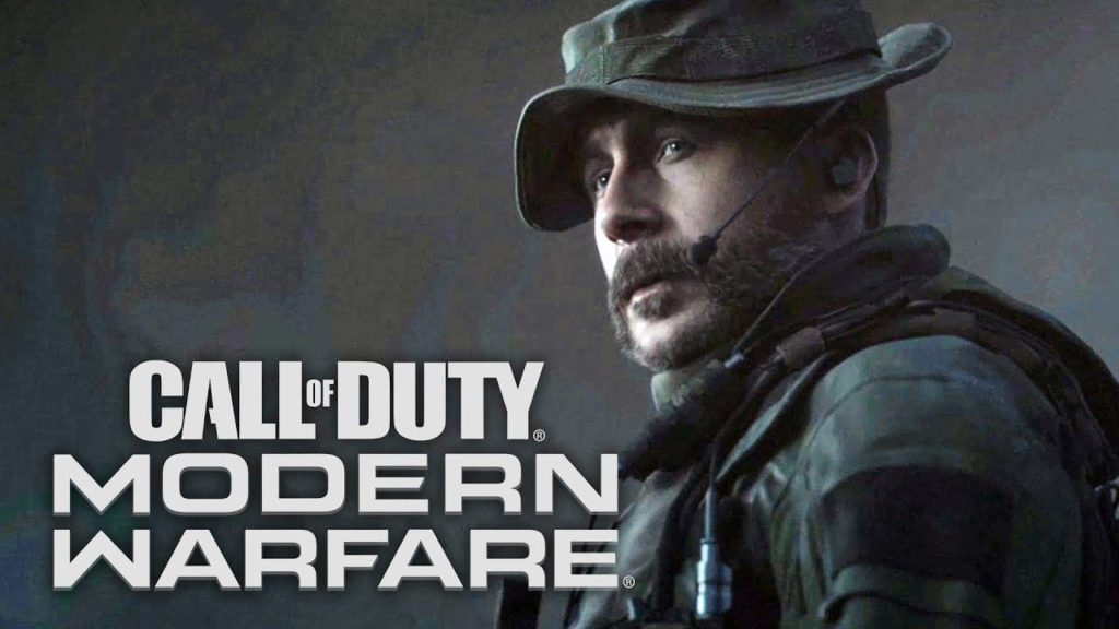 Call of Duty: Modern Warfare – самый популярный онлайн-шутер на консолях