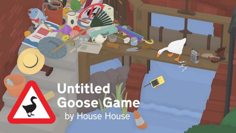 Untitled Goose Game – 3 месяца = 1 миллион копий