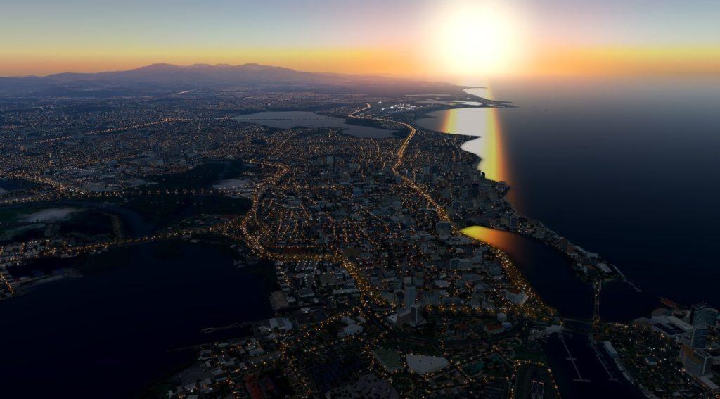 Microsoft обещает прирост в 30 FPS в Microsoft Flight Simulator 2020