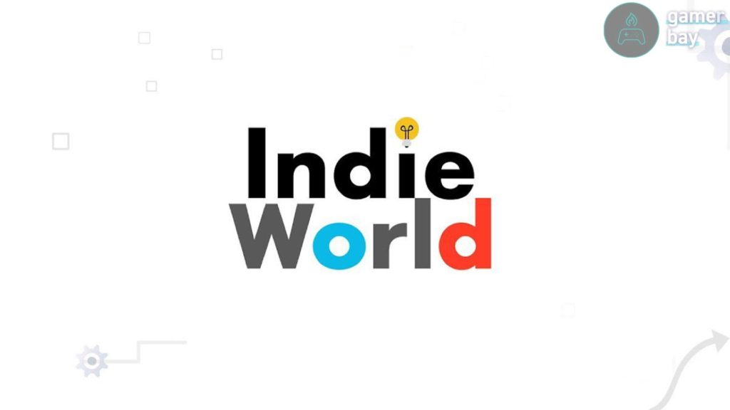 Indie World Logo