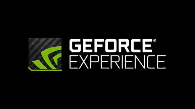 GeForce Experience логотип