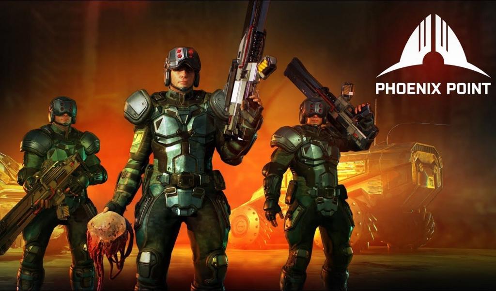 Опубликованы системные требования и релизный трейлер игры Phoenix Point.