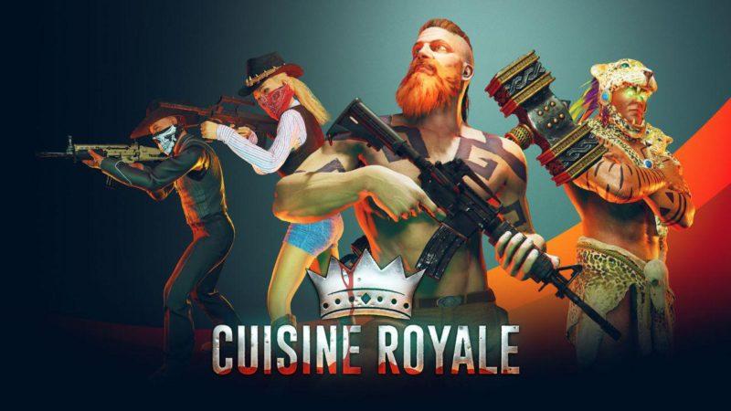 Cuisine Royale вышла в релиз