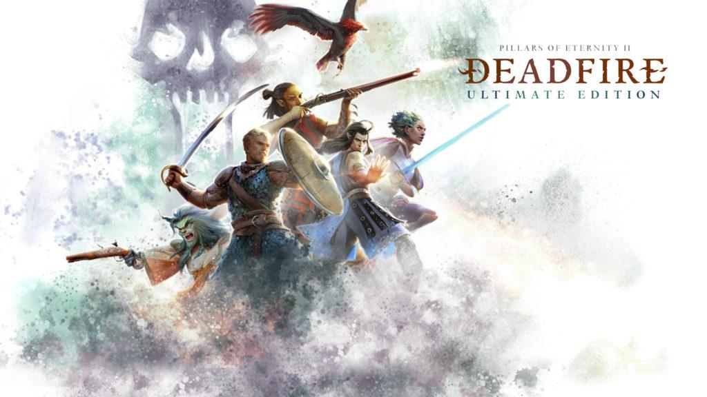 В январе на консолях выйдет Pillars of Eternity II: Deadfire Ultimate Edition