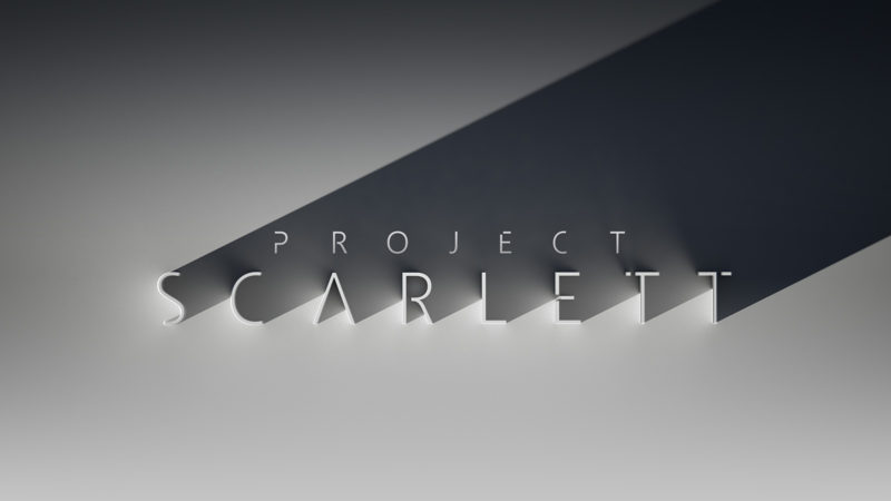 Слух: Xbox Scarlett будет обладать двумя вариациями