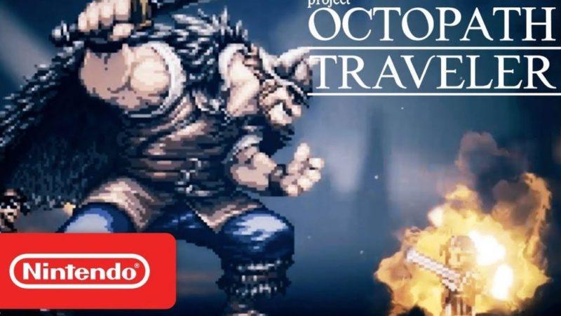 Для Octopath Traveler вышел фанатский русификатор.
