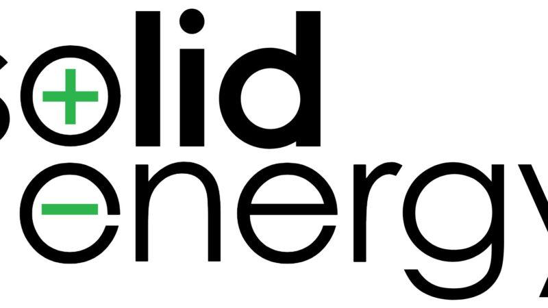 SolidEnergy логотип