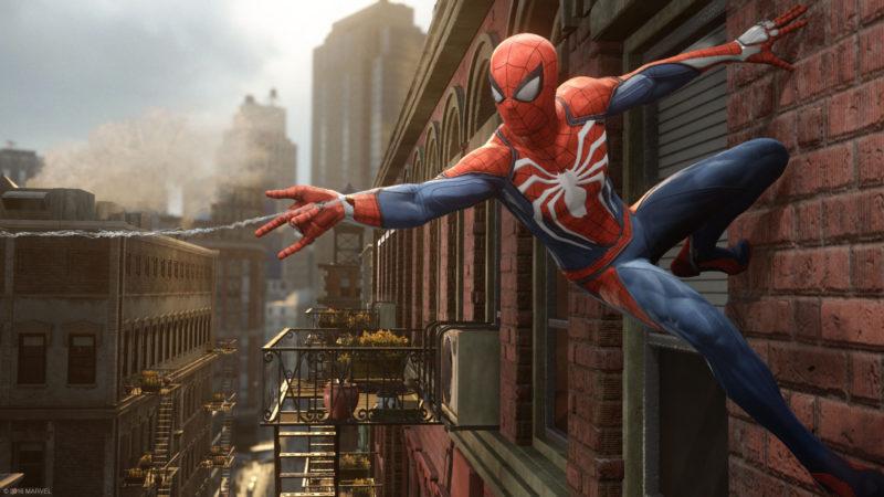 По слухам Insomniac Games представит продолжение Spider-Man уже в 2021
