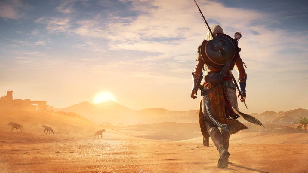 CODEX удалила защиту из Assassin's Creed Origins