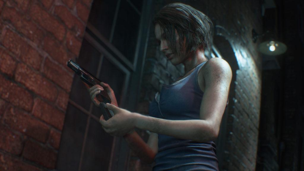 Ремейк Resident Evil 3 появился в Steam