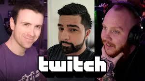 Twitch подписал 3 соглашения с крупными стримерами