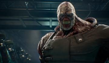 Сравните графику Resident Evil 3