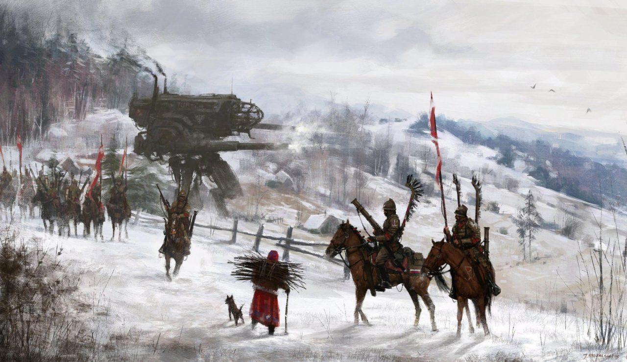 King Art Games представила новый трейлер Iron Harvest