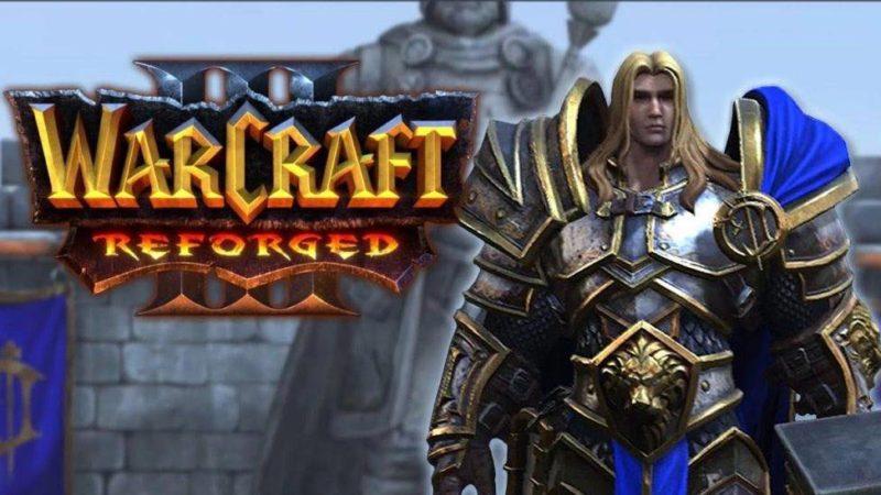 Warcraft 3: Reforged Logo