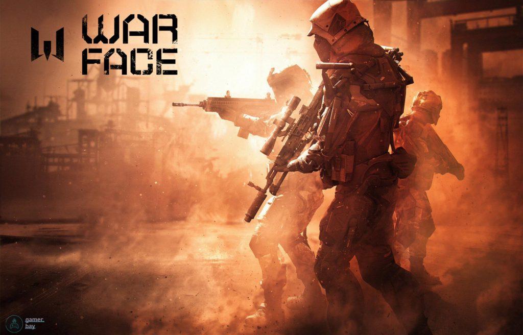 Warface раздает подарки