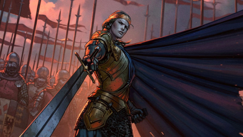 Thronebreaker: The Witcher Tales появится на Nintendo Switch?