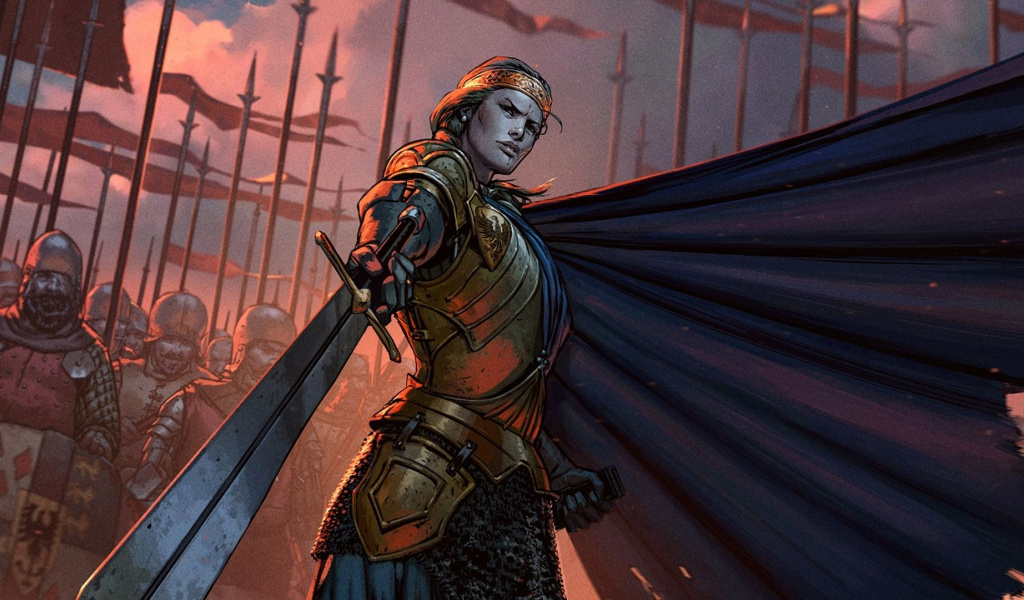 Thronebreaker: The Witcher Tales появится на Nintendo Switch?