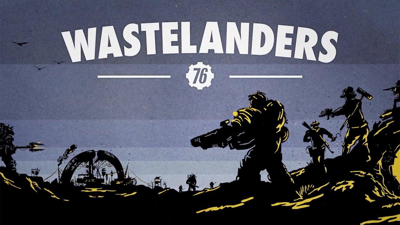 В Fallout 76 появляются NPC