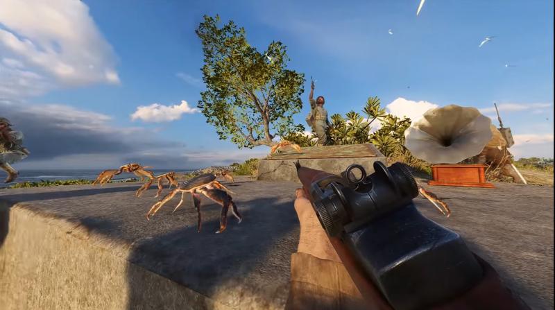 В Battlefield V нашли новую пасхалку