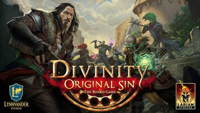 Настольная игра Divinity