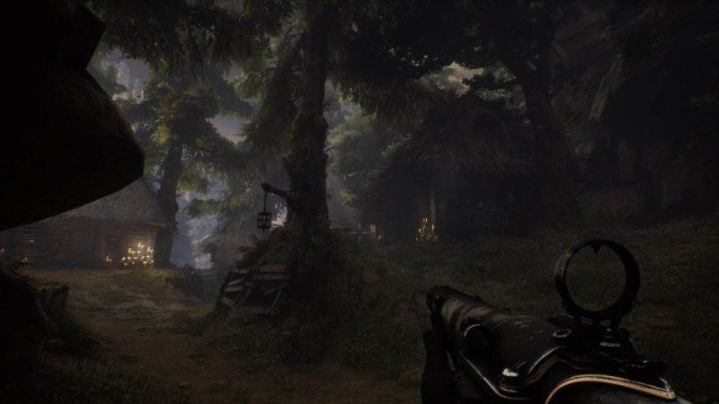 Студия The Astronauts представила новые скриншоты из Witchfire.