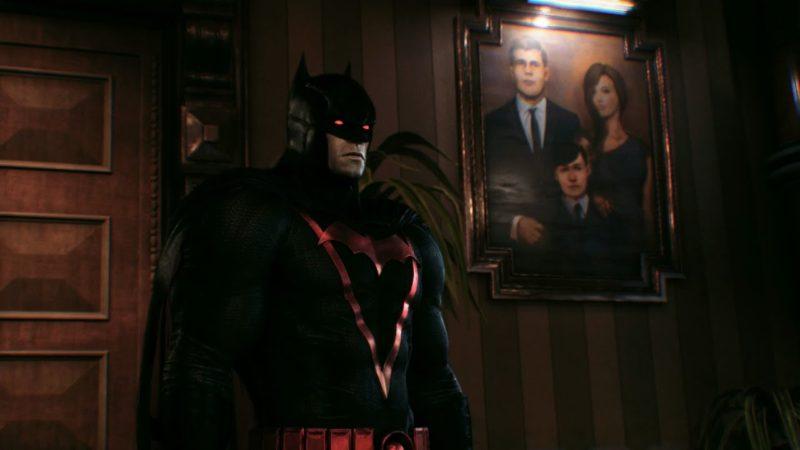 Костюм Бэтмена с Земли-2 скоро появится в Batman: Arkham Knight.