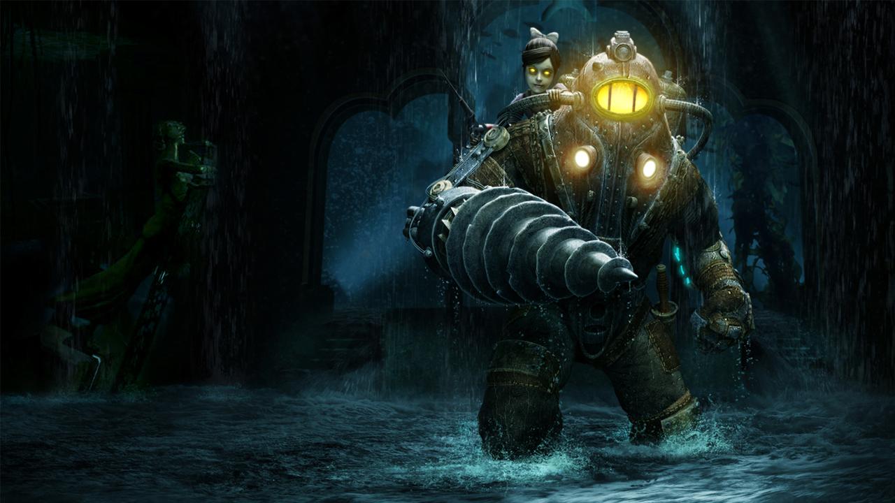 Сборник BioShock: The Collection получил возрастной рейтинг для Nintendo Switch.