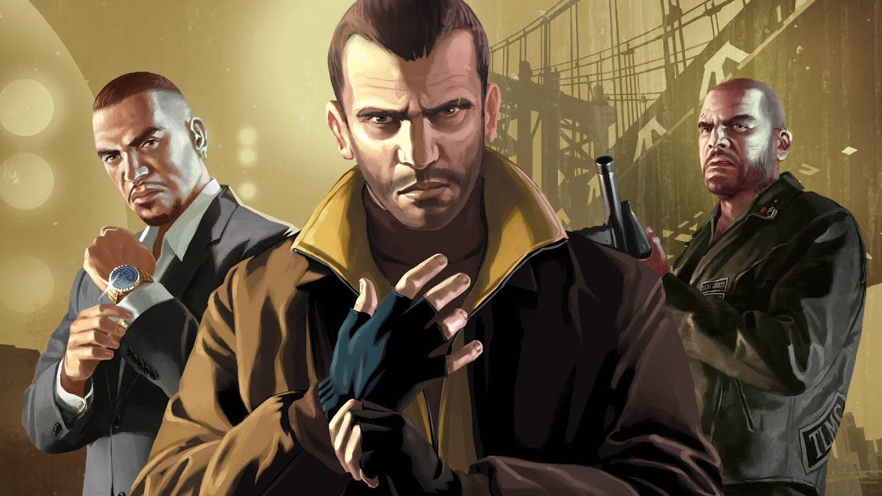 UPD. Grand Theft Auto IV исчезла из магазина Steam.