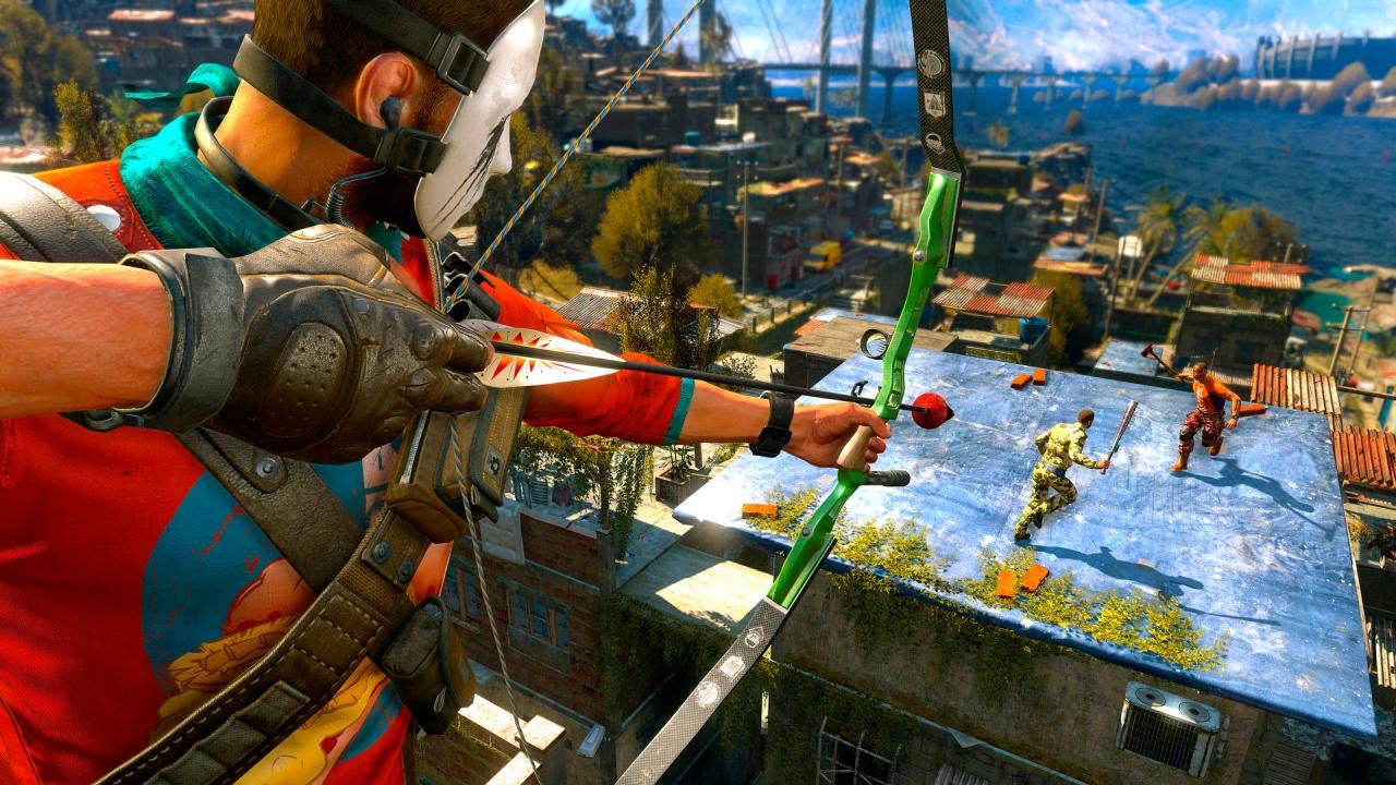 Dying Light: Bad Blood бесплатно раздают для Steam.
