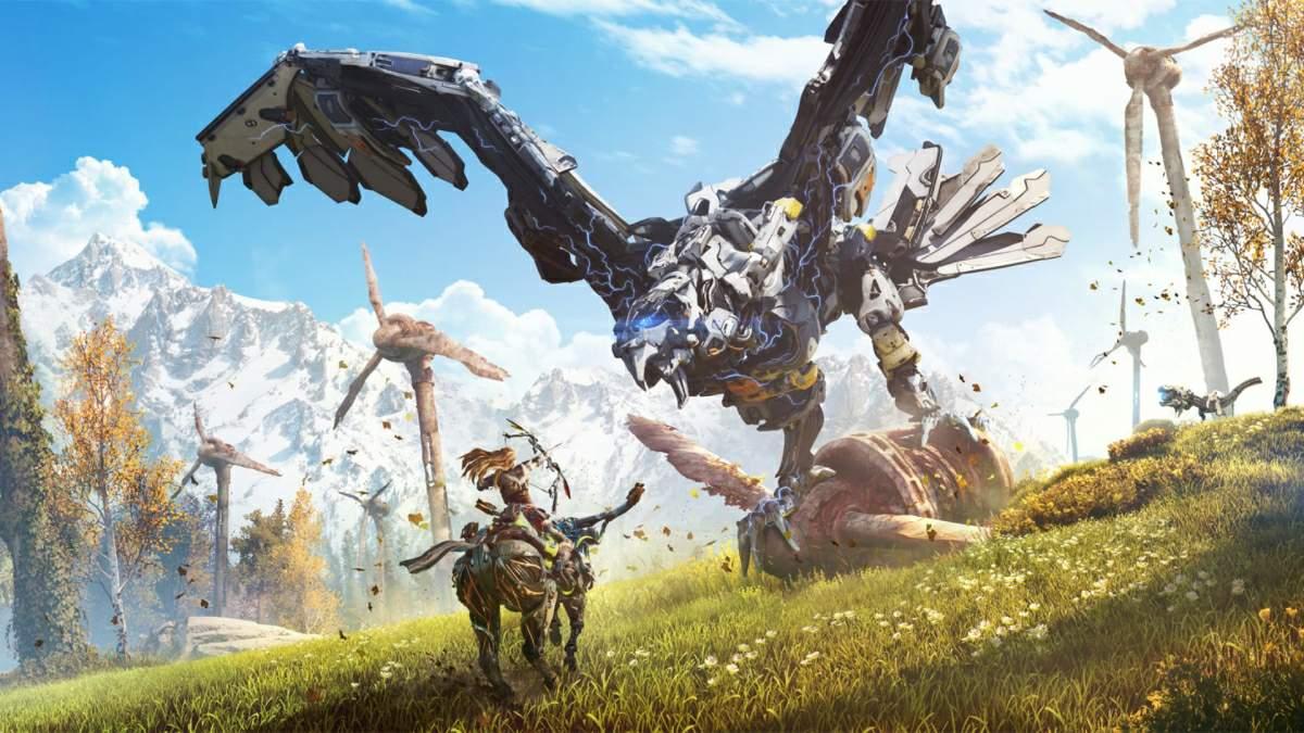 Источники Kotaku говорят о выходе Horizon Zero Dawn на PC
