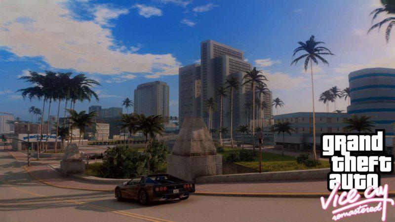 Vice City появился в GTA V