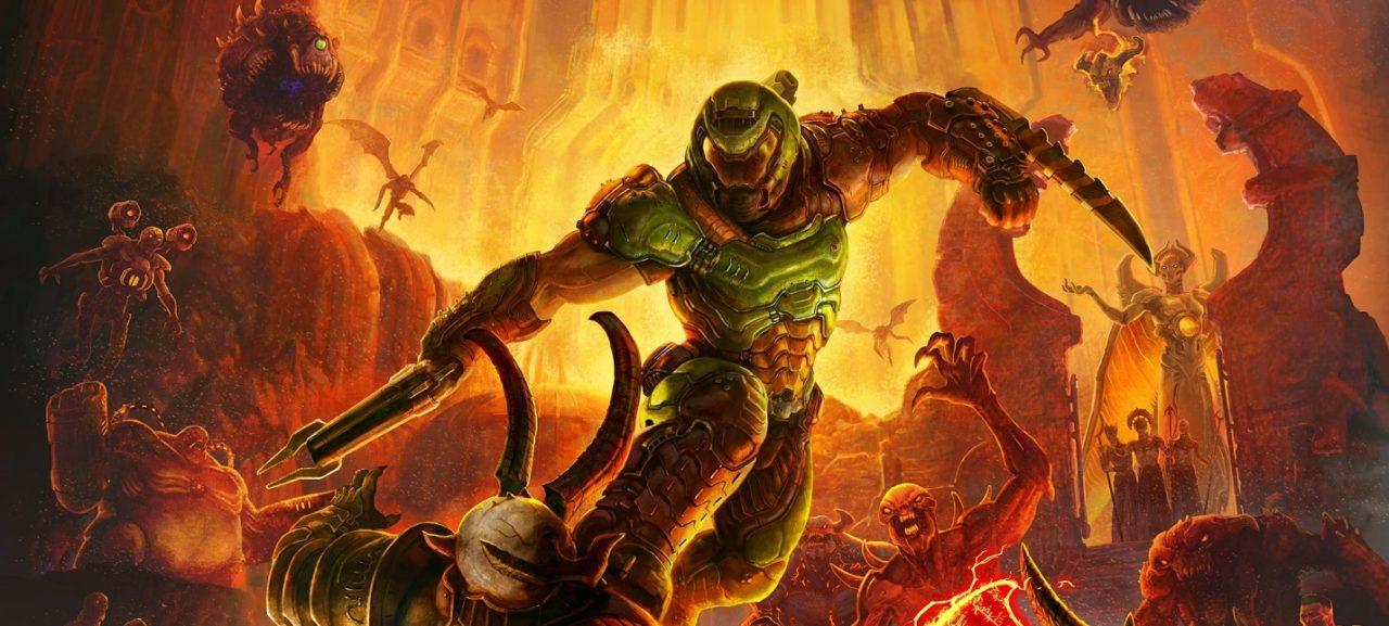 Новый трейлер Doom Eternal