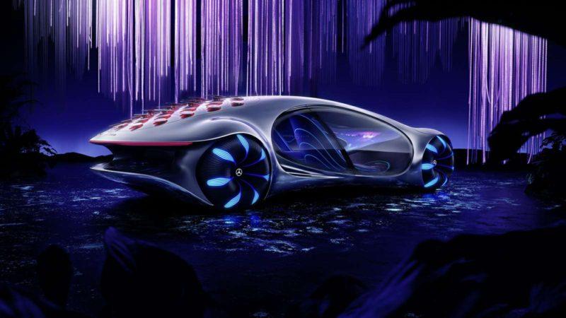 Джеймс Кэмерон вместе с Mercedes-Benz представили концерты Аватар 2