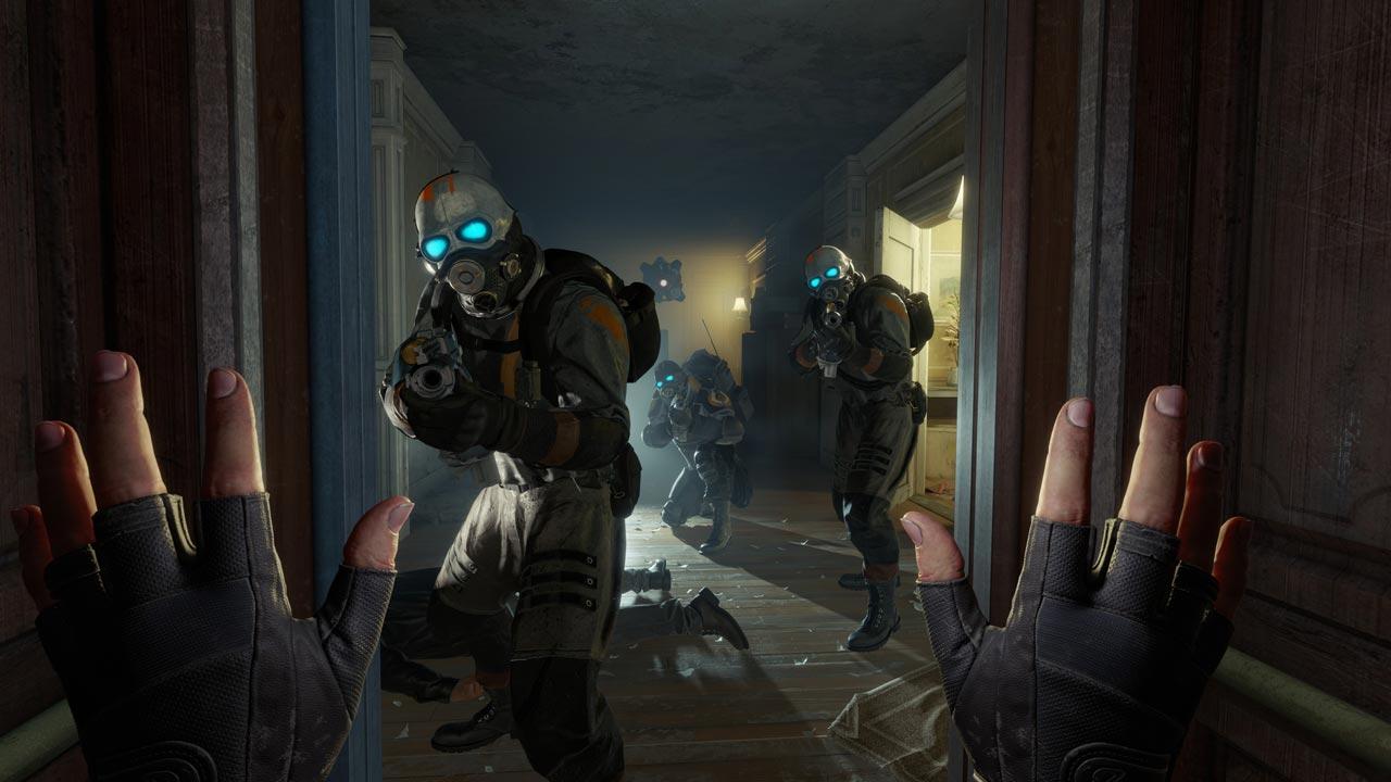 Valve продала 70% своих шлемов Index после анонса Half-Life: Alyx.
