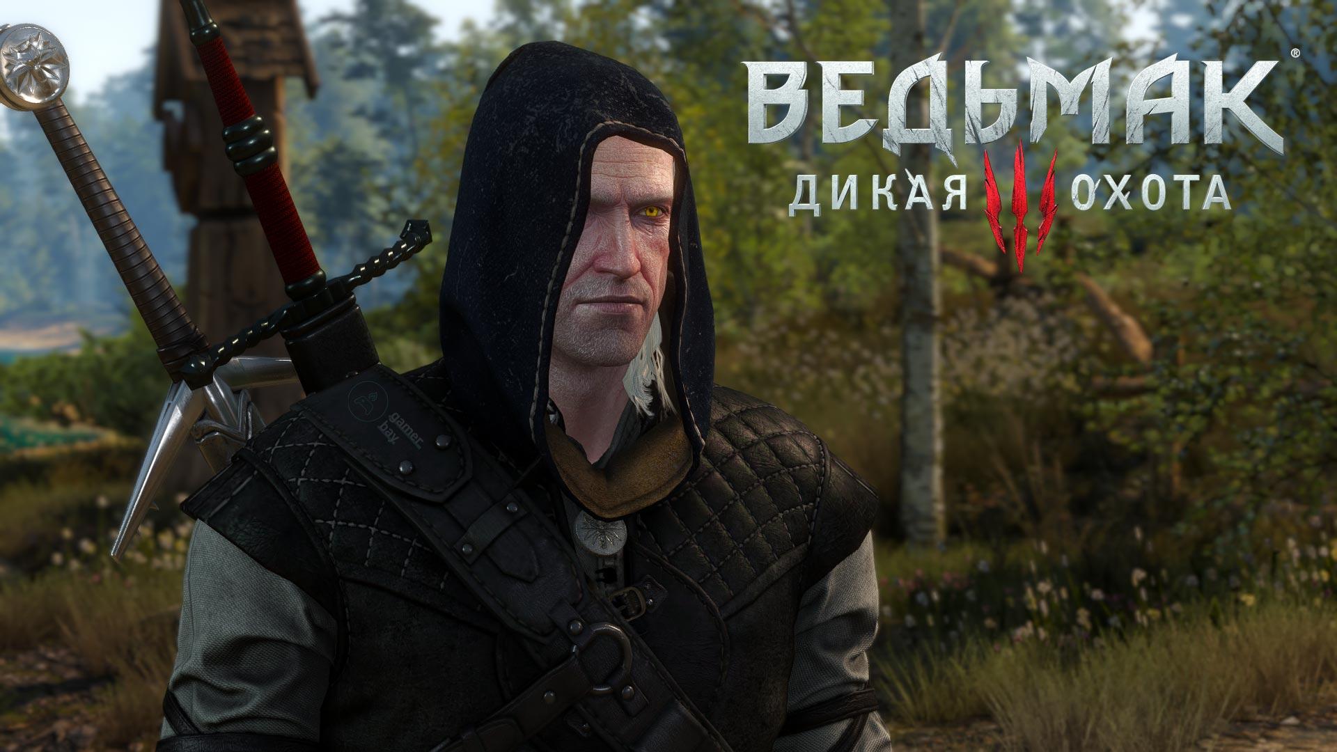 Будьте скрытным с новой коллекцией капюшонов в Witcher 3.