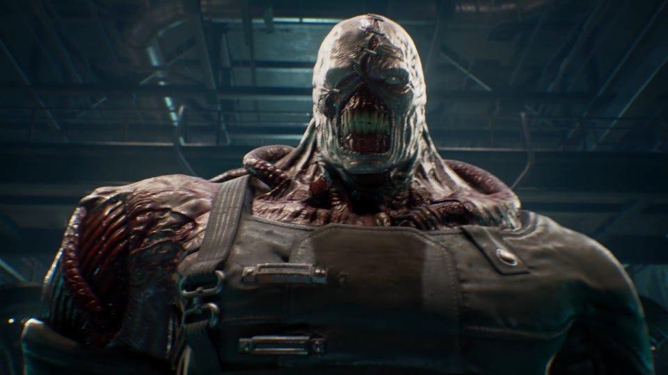 Capcom показала новый трейлер Resident Evil 3