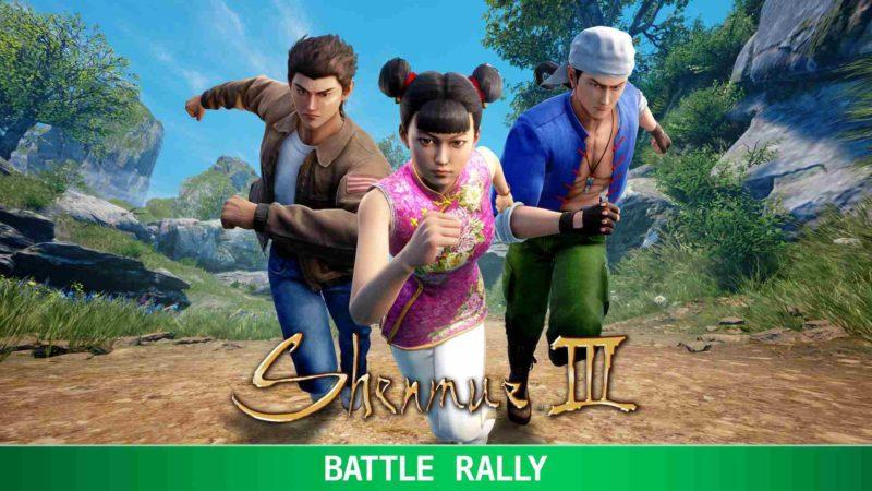 Стали известны даты выхода первого DLC для Shenmue 3
