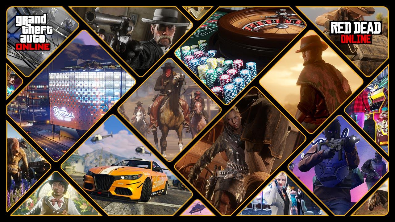 Rockstar предлагает отметить успехи декабря в GTA: Online и RDR: Online