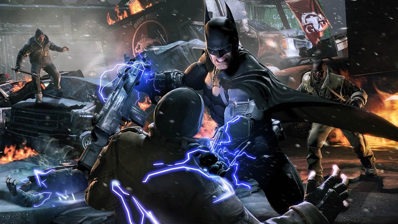 WB Games Montreal опубликовали тизера новой игры о Бэтмене.