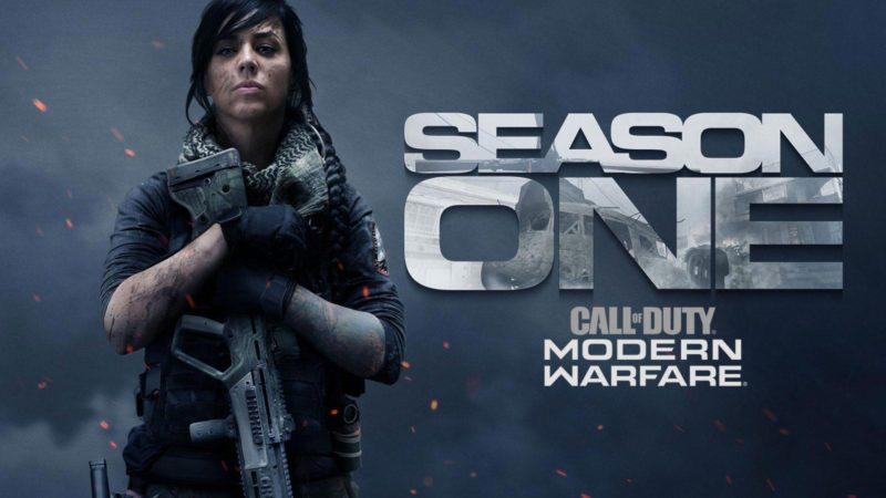 Call of Duty MW Season One