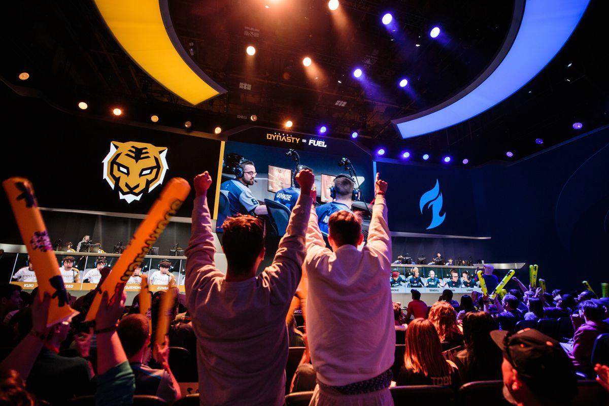 Overwatch League отменяет матчи в Китае