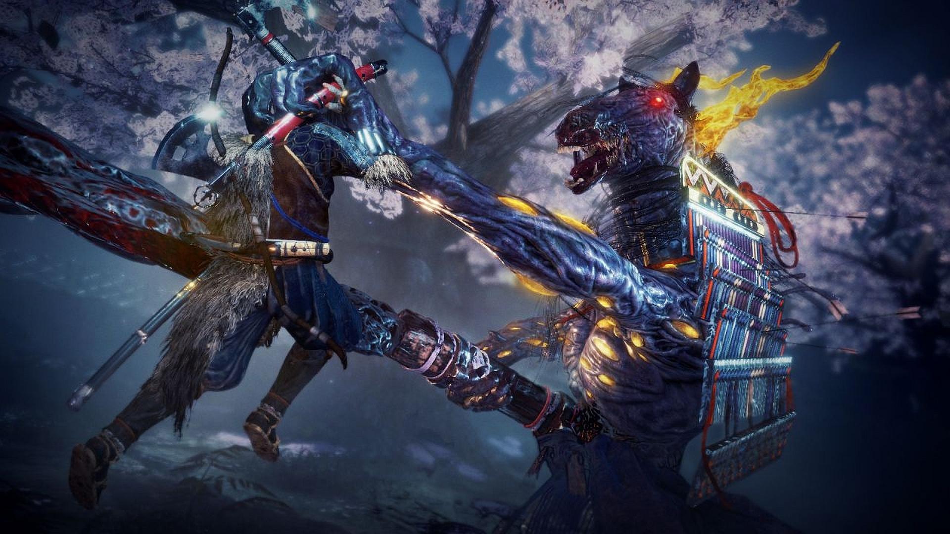 Новый трейлер Niоh 2 и информация о DLC