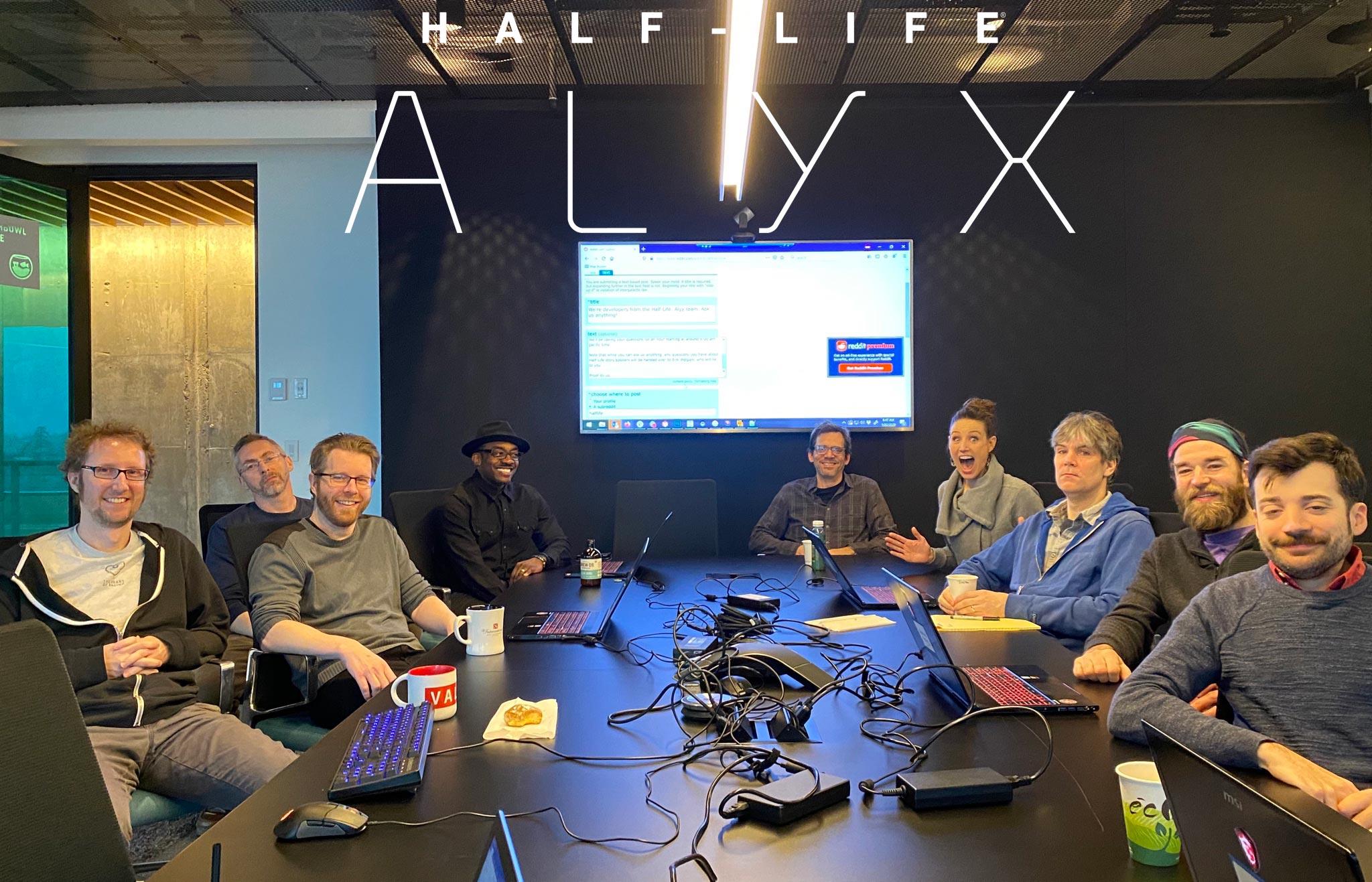Разработчики Half-Life: Alyx ответили на вопросы игроков.