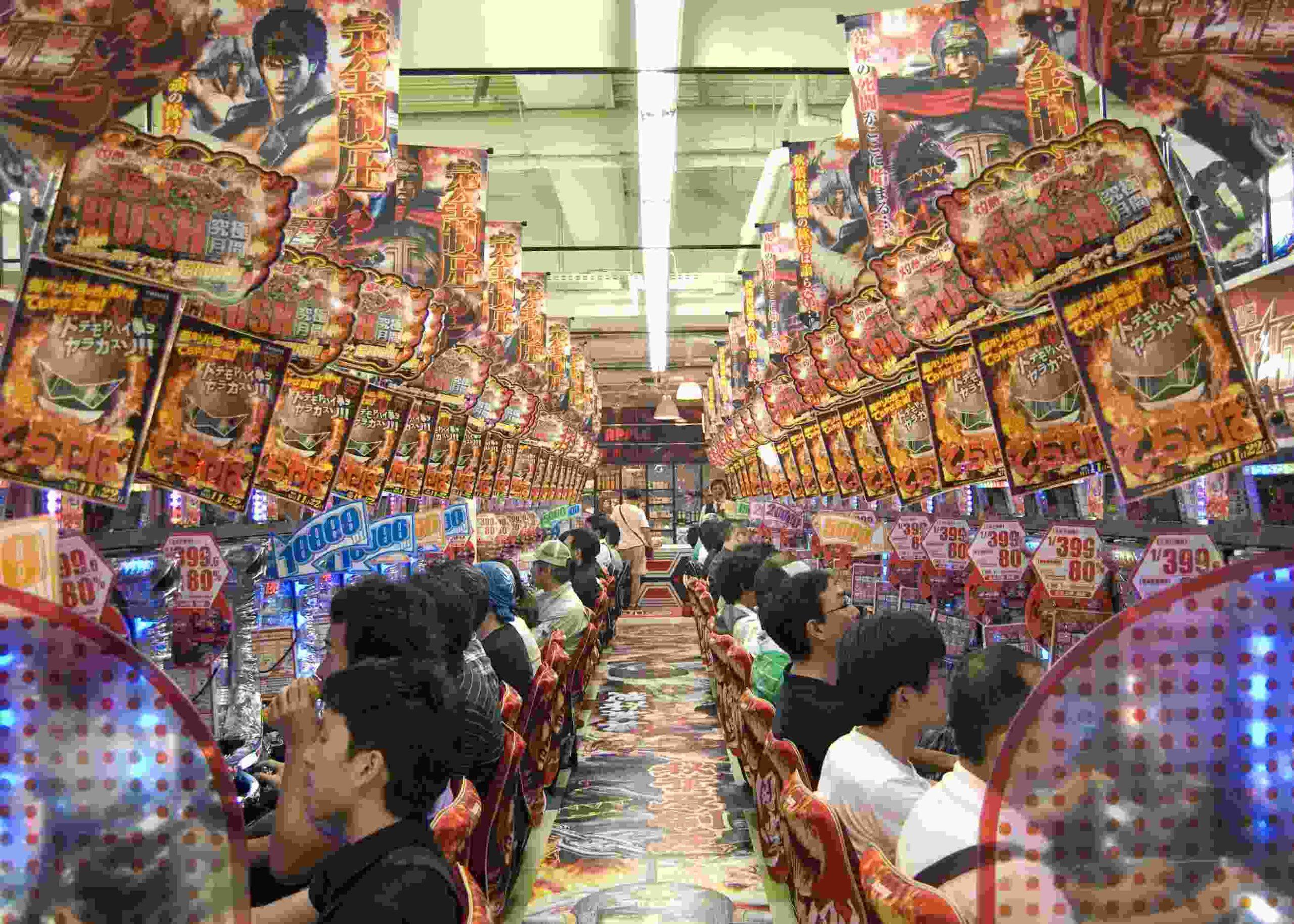 Японские власти хотят установить временное ограничение для игр