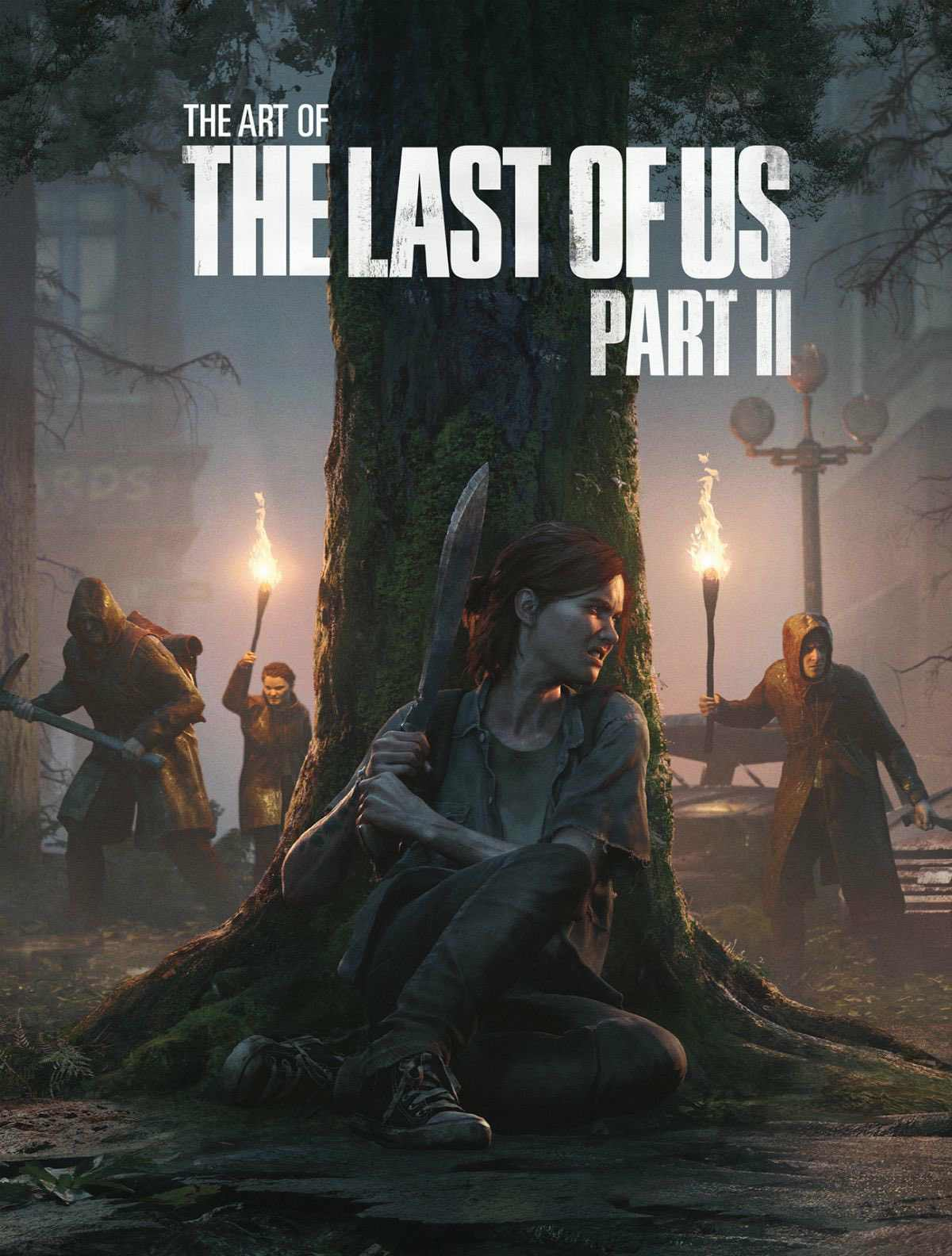 Naughty Dog и Dark Horse Books выпустят дополненный арт-бук для The Last of Us 2.