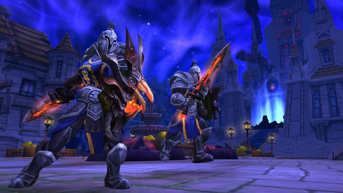 """Обновление """"Видения Н'Зота"""" появилось в World of Warcraft"""
