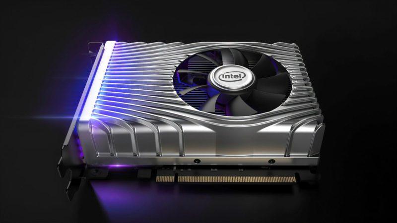 Intel показала Xe DG1 на CES 2020