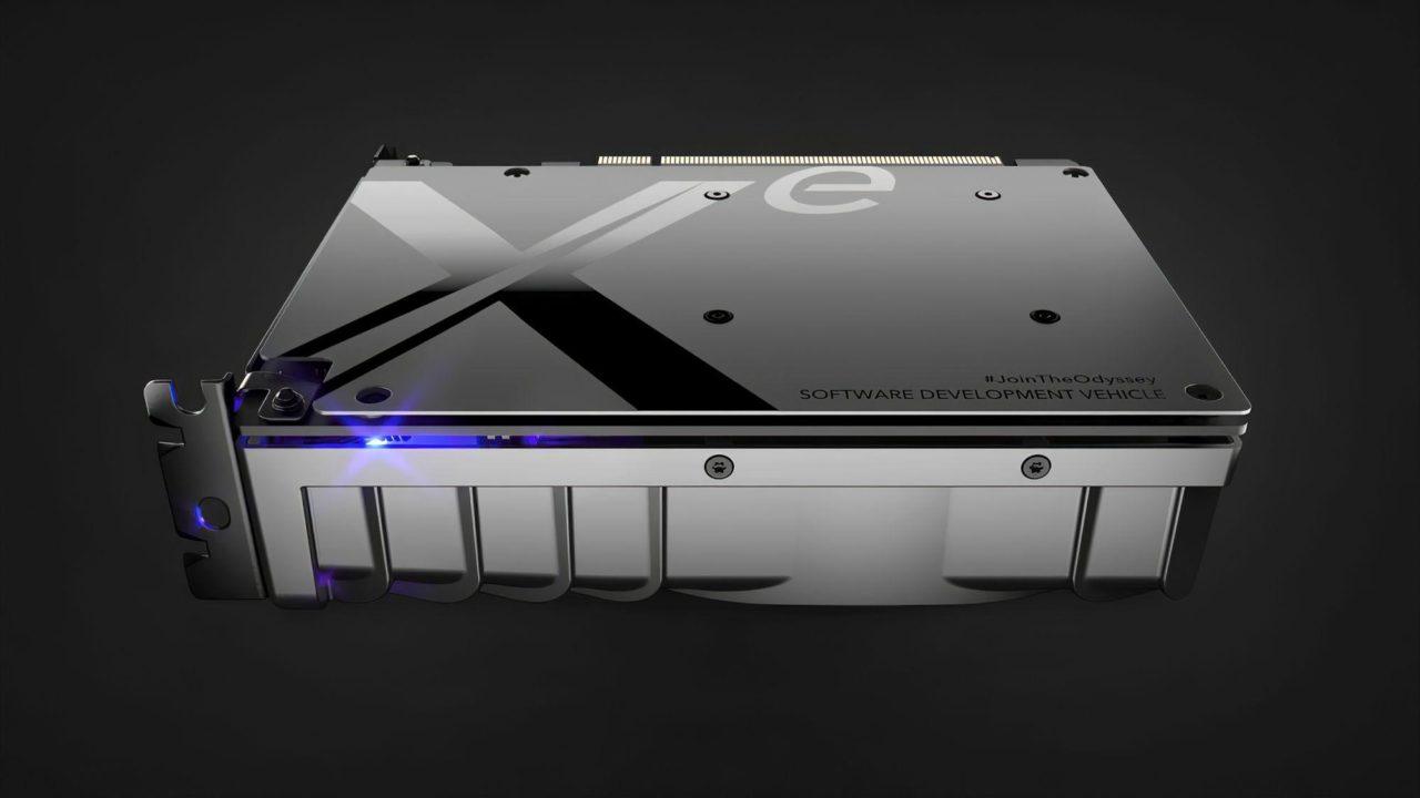 Intel разыграет свои новые видеокарты Arc