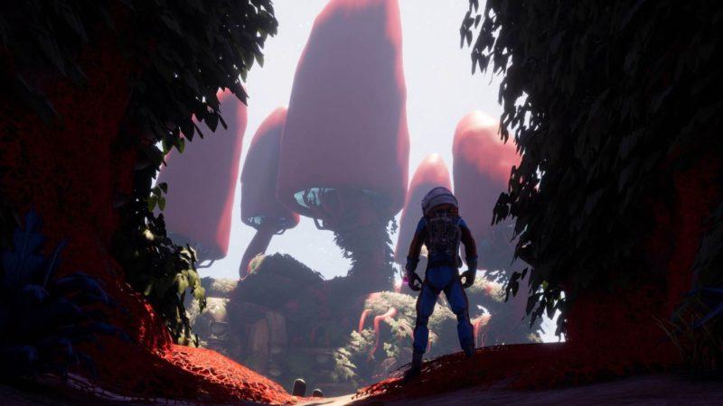 Состоялся релиз Journey to the Savage Planet.
