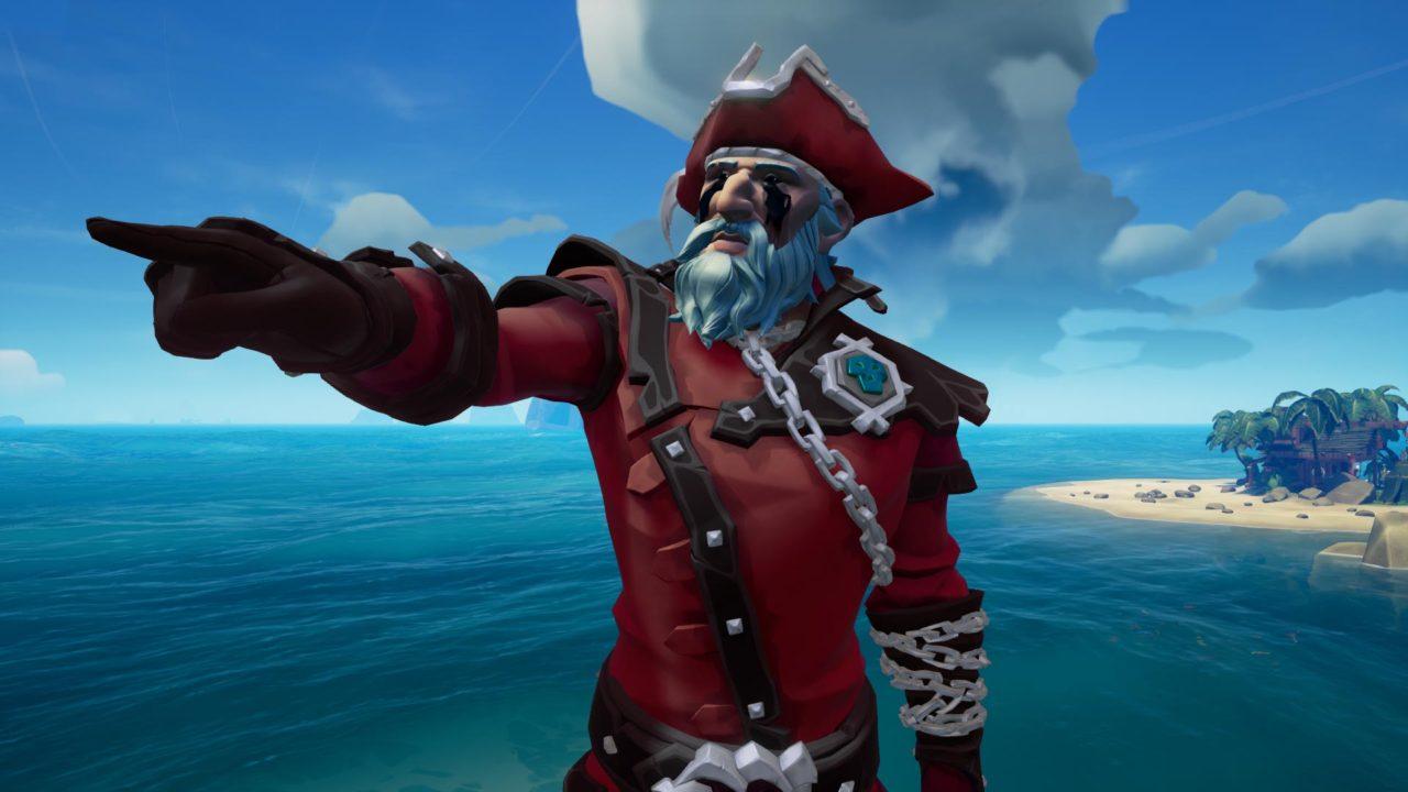 Sea of Thieves пополнилось Легендами моря